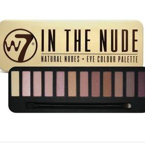 W7 warpaint cosmetics